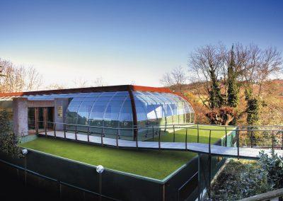 La nuova struttura didattica ICIF Orangerie