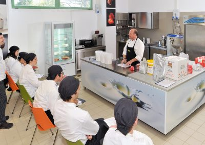 ICIF  Italian Culinary Institute For Foreigners Costigliole d' Asti ITALY