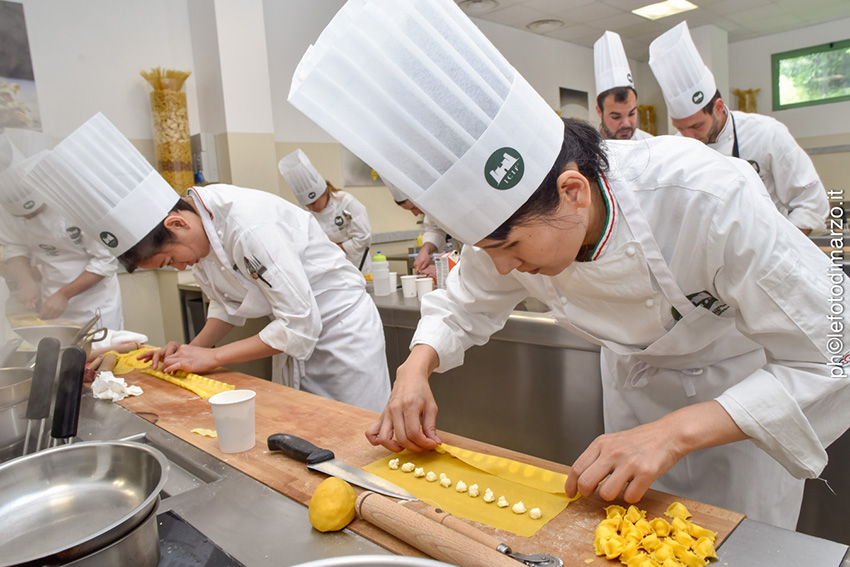 ICIF - Scuola Internazionale di Cucina Italiana - Costigliole d\'Asti